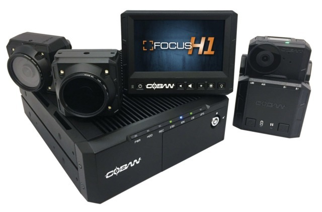 COBAN Recently Unveiled Intelligent Police Dash Cams