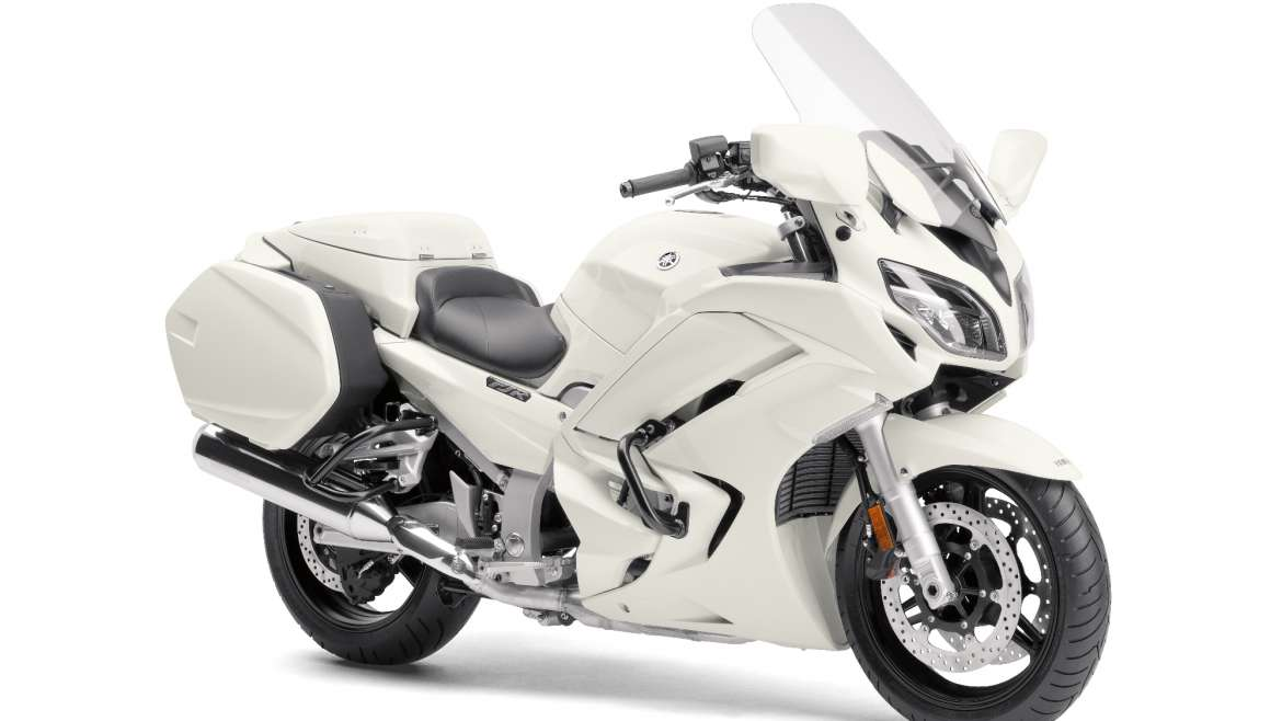Yamaha is Bringing the FJR1300P Police Motorcycle to the U.S.
