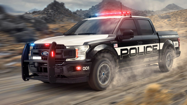 Coolest Police Vehicles
