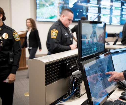 Centralized Police Databases Are Force Multipliers
