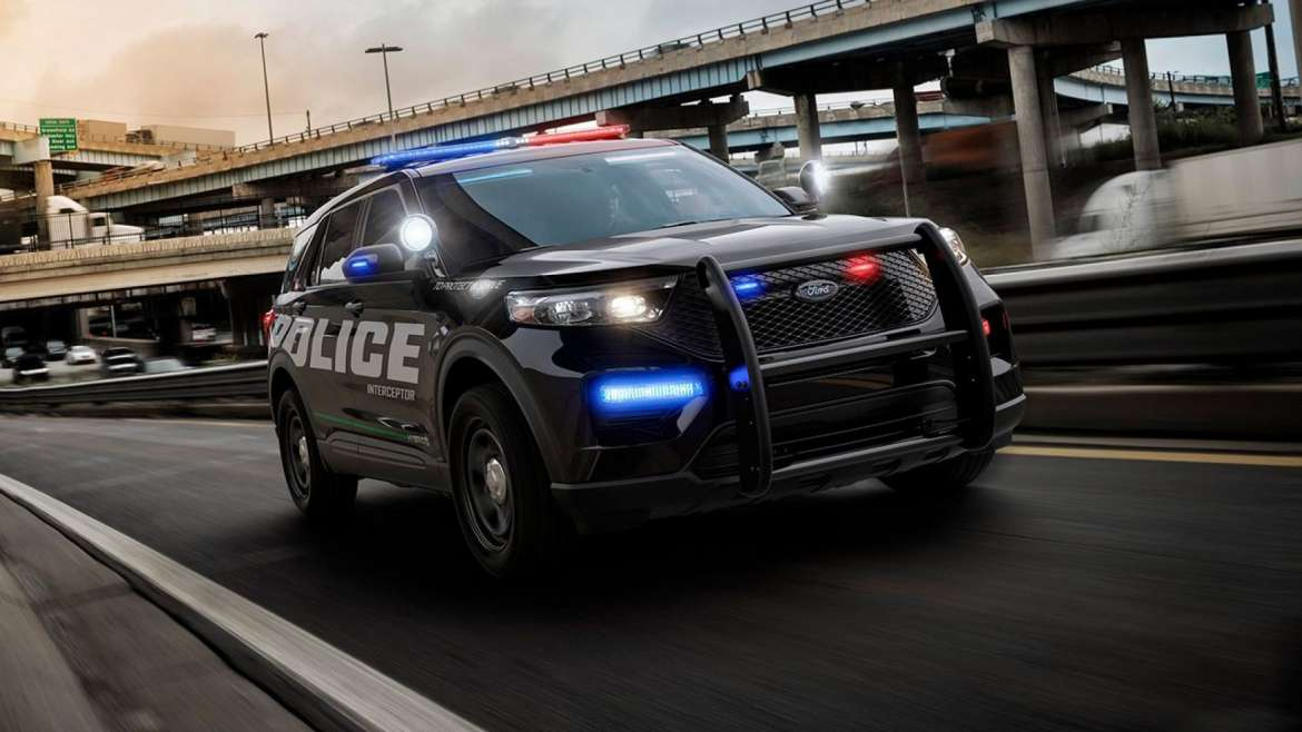 Ford's Cop Car Comes Out On Top