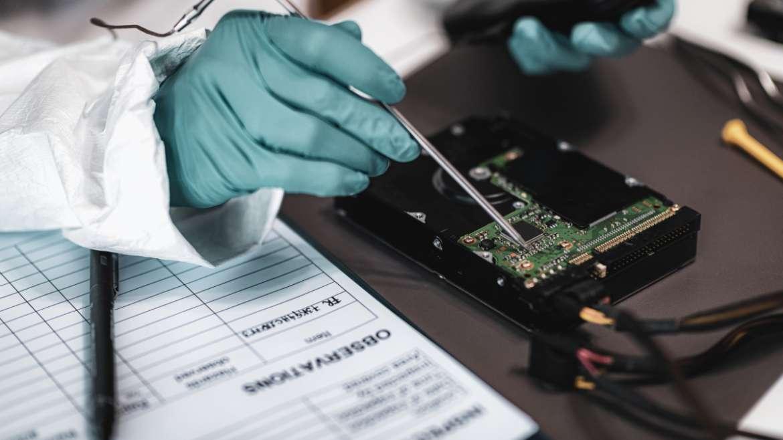 Process of Digital Forensics