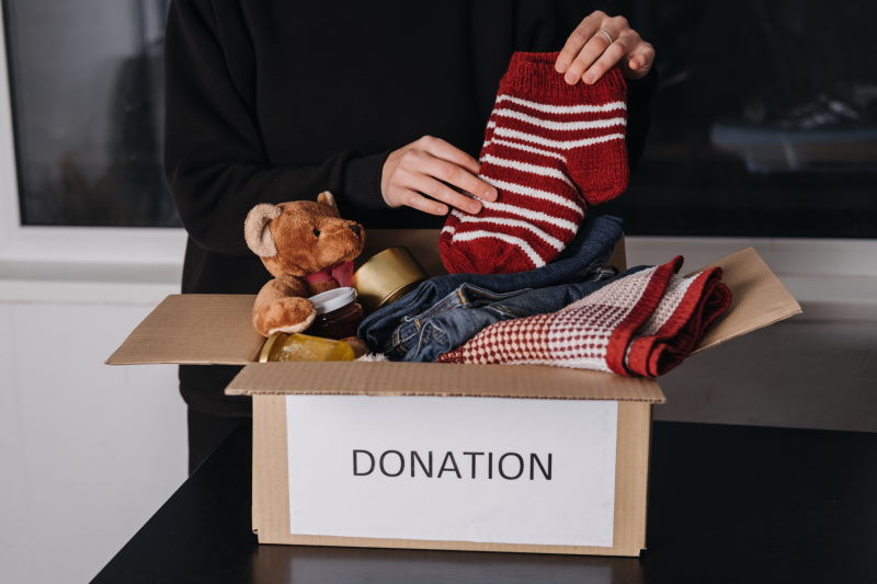 Toys donated for new police interview room